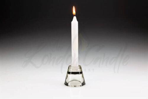Bistro Candle White
