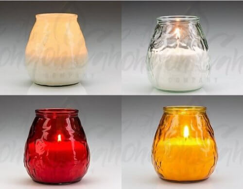 Lowboys Candles
