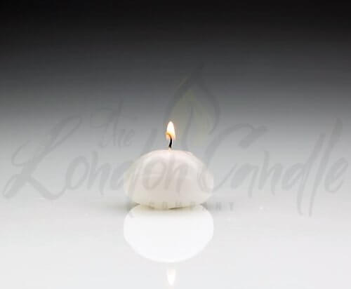 White Floating Candles