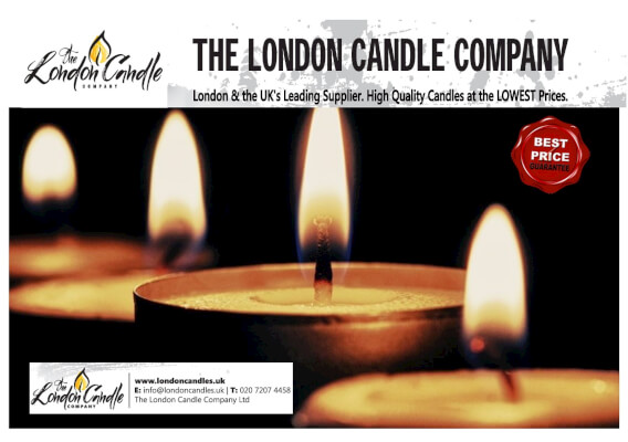 Wholesale Candle Supplier Bulk Supply