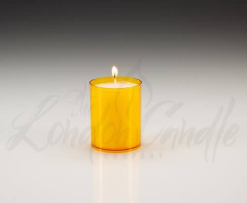 24 Hour Refill Candle Amber