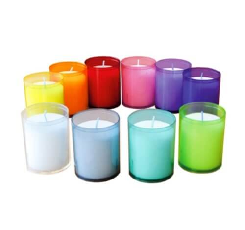 24 Hour Refill Candles Selection
