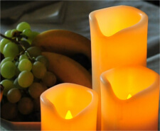 LED Battery Candles