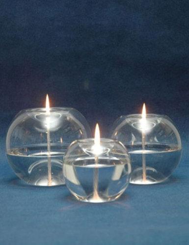 Orbital Oil Lamp