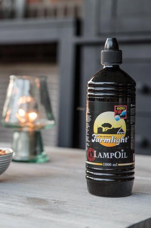 Paraffin Lamp Oil
