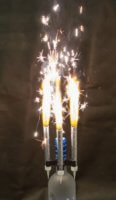 Indoor Celebration Flares