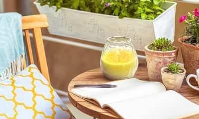 Citronella Garden Light