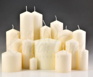Pillar Candles Church Candles