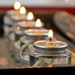 Liquid Wax Candles