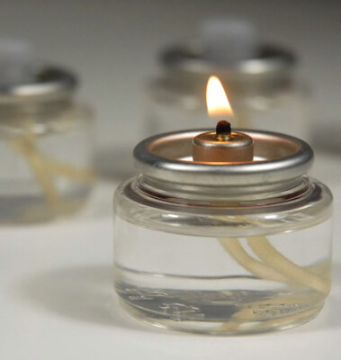 Liquid Wax Candles