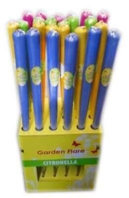Large Garden Flare