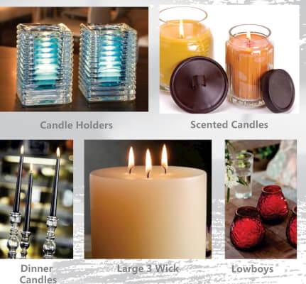 Bulk Buy Candles UK