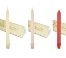 Sherwood Self Fitting Dinner Candles