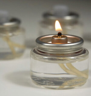 Outdoor 8 Hour Burn Liquid Wax Candles