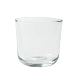 Clear Davinci Tea Light Holder