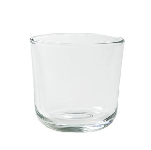 Clear Davinci Tea Light Holder