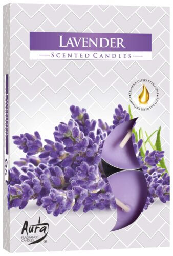 Scented Tea Lights Lavender