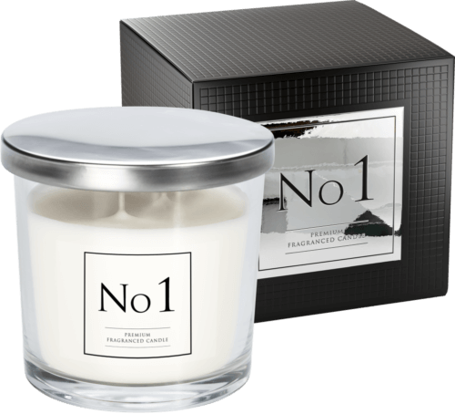 Two Wick Scented Candle No1