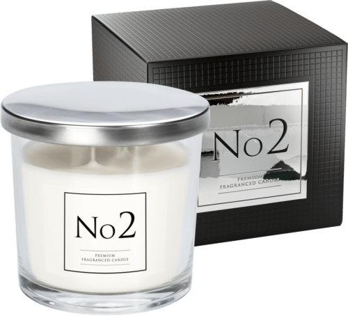 Two Wick Scented Candle No2