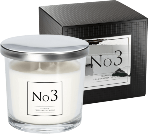 Two Wick Scented Candle No3