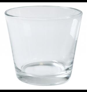 Clear Vase Tea Light Holder
