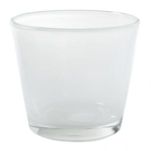 White Tea Light Holder