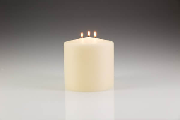 Large Three Wick Candle