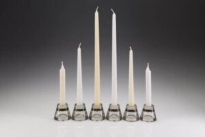 "16"" Tall Dinner Candles"