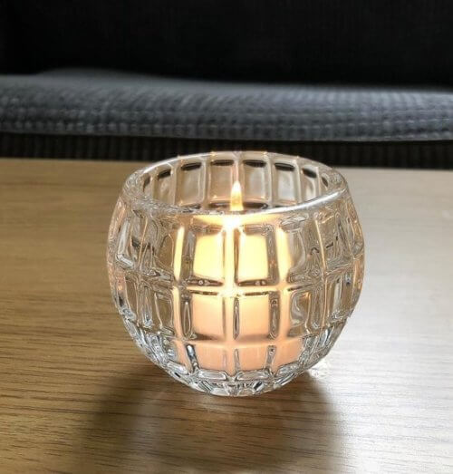 Atlas Tea Light Holder