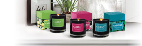 Ambient Scented Candle