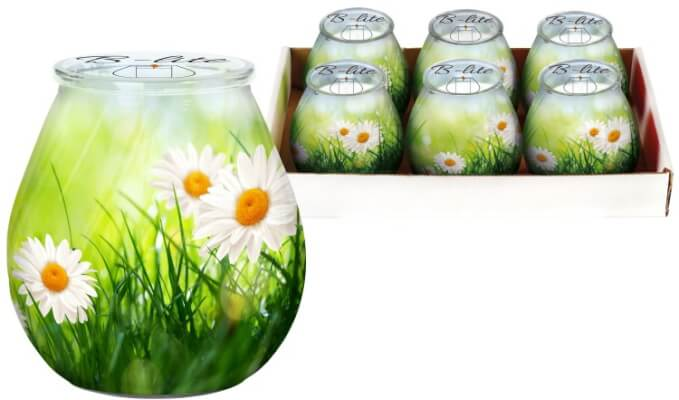 B-Lite Candle Daisy Meadow