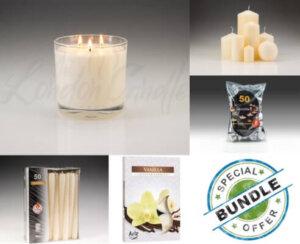 Essential Candle Bundle