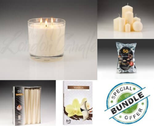 Essential Candle Bundle