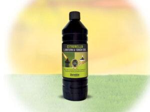 Citronella Lantern & Torch Oil