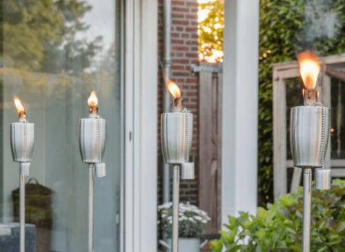 Outdoor Lamp Lantern Oil
