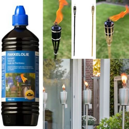 Outdoor Torch & Lamp Oil