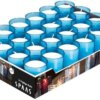 24 Hour Refill Candles Mid Blue