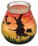 Witch Bats Halloween Light