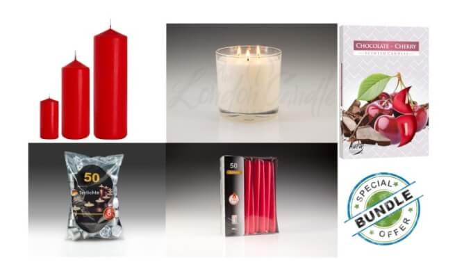 Essential Christmas Candle Bundle