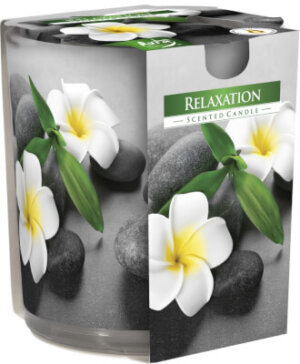 Scented Candle in Glass Relaxation