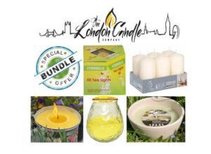 Summer Candle Bundle