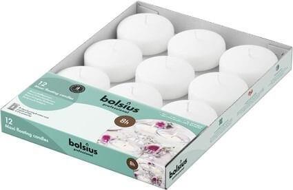 Extra Large Floating Candles White